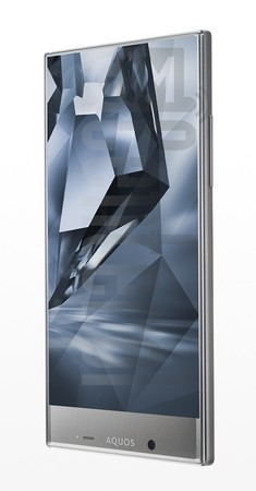 SHARP Aquos Crystal X image on imei.info