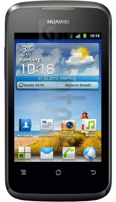 HUAWEI U8655 Ascend Y200 image on imei.info