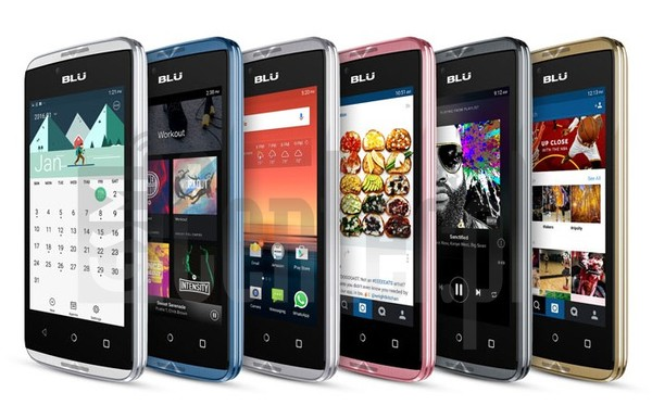 BLU Energy Diamond Mini E090L image on imei.info