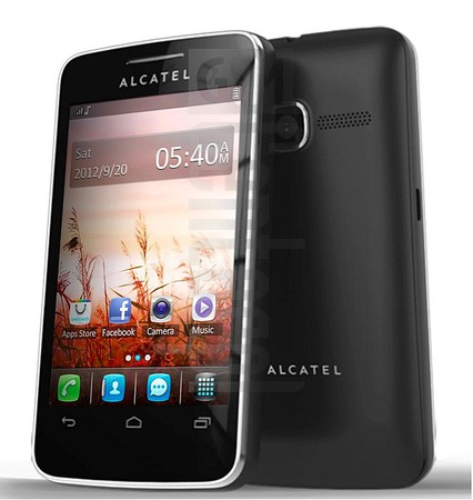 ALCATEL OT-3041 image on imei.info