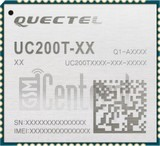 IMEI Check QUECTEL UC200T-GL on imei.info