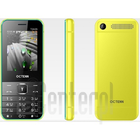 OCTENN T2435 image on imei.info