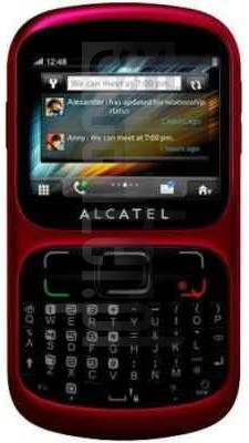 ALCATEL OT-813D image on imei.info