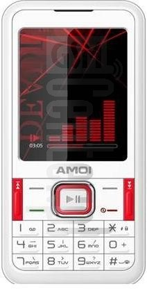 AMOI U320 image on imei.info