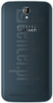 ALCATEL ONE TOUCH FLASH PLUS image on imei.info