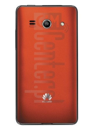 HUAWEI Ascend G350 image on imei.info