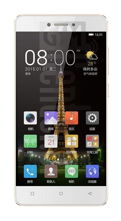 GIONEE F100 image on imei.info