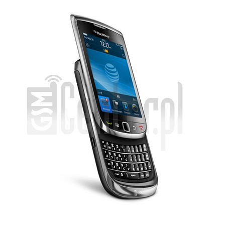 BLACKBERRY 9800 Torch image on imei.info