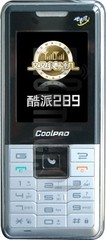 IMEI Check CoolPAD 289 on imei.info