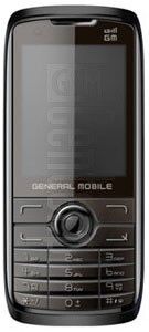 GENERAL MOBILE G2F2 image on imei.info