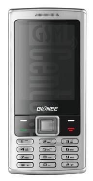 GIONEE L600 image on imei.info