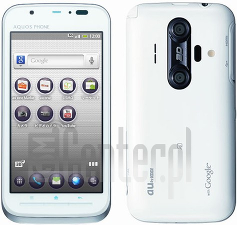 IMEI Check SHARP IS12SH Aquos Phone on imei.info