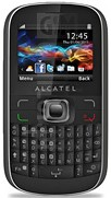 ALCATEL OT-585 image on imei.info