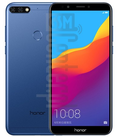 HUAWEI Honor 7C image on imei.info