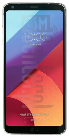 LG G6+ image on imei.info