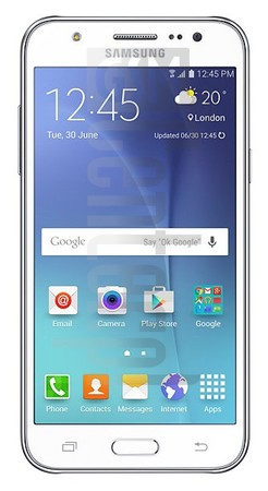 SAMSUNG J510F Galaxy J5 (2016) image on imei.info