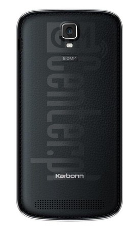 KARBONN A119 image on imei.info