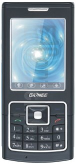 GIONEE D16 image on imei.info