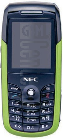 NEC N3105 image on imei.info