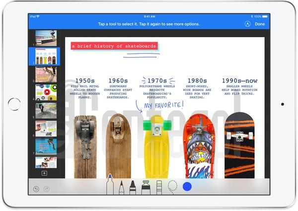 APPLE iPad 9 7 WiFi 2018 Specification - IMEI info