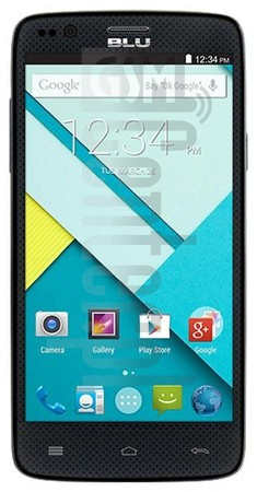 BLU Star 4.5 Design Edition S451 image on imei.info