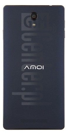 IMEI Check AMOI A900W on imei.info