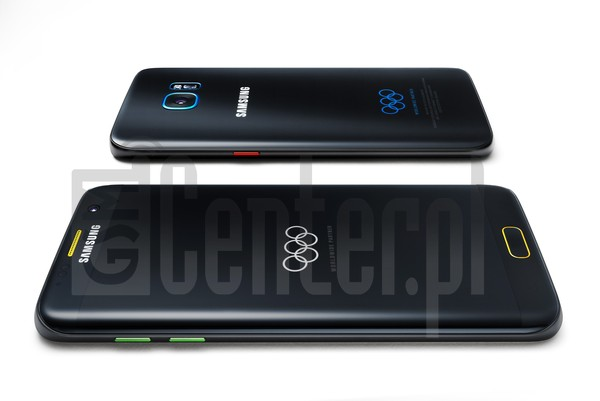 SAMSUNG Galaxy S7 Edge Olympic Games Edition image on imei.info