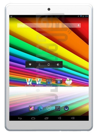 "CHUWI V88s 7.9"" Quad image on imei.info"