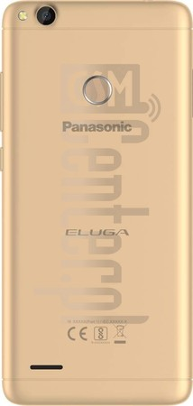 PANASONIC Eluga I7 image on imei.info