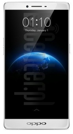 IMEI Check OPPO R7 Plus on imei.info