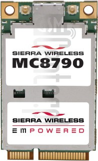 SIERRA WIRELESS MC8790/MC8790V image on imei.info