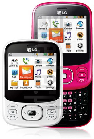 LG C320 InTouch Lady image on imei.info