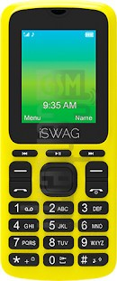 IMEI Check ISWAG Duet on imei.info