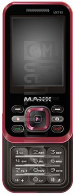 IMEI Check MAXX MX745 on imei.info