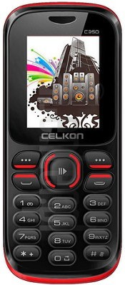CELKON C350 image on imei.info