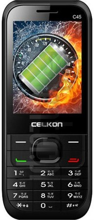 CELKON C45 image on imei.info
