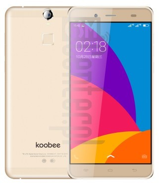 KOOBEE Halo H7 image on imei.info