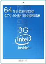 COLORFLY i977A 3G image on imei.info