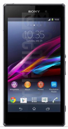 SONY Xperia Z1 TD-LTE L39T image on imei.info