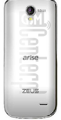 ARISE ZEUS AR62 image on imei.info