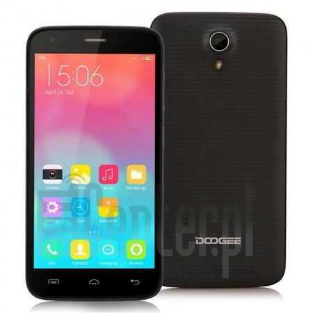 IMEI Check DOOGEE Valencia 2 Y100 on imei.info