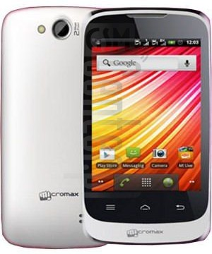 MICROMAX Bolt A51 image on imei.info