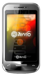 IMEI Check AVVIO T519 on imei.info