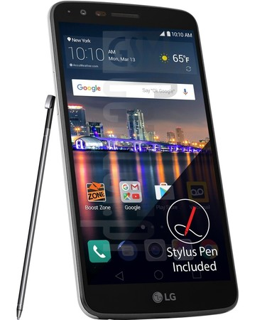 LG Stylo 3 LTE TracFone image on imei.info