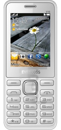 EVERCOSS V16 image on imei.info