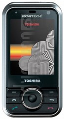IMEI Check TOSHIBA G500 on imei.info