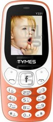 IMEI Check TYMES Y331 on imei.info