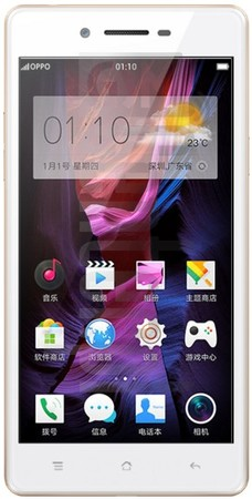 OPPO A33 image on imei.info