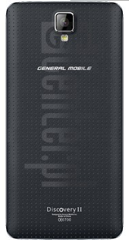 IMEI Check GENERAL MOBILE 	G1 Terminator on imei.info