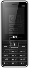 DCL D20 image on imei.info